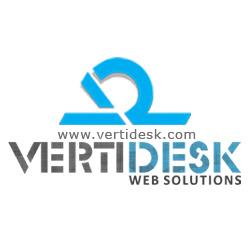 VertiDesk logo