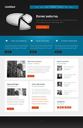 buy wordpress template