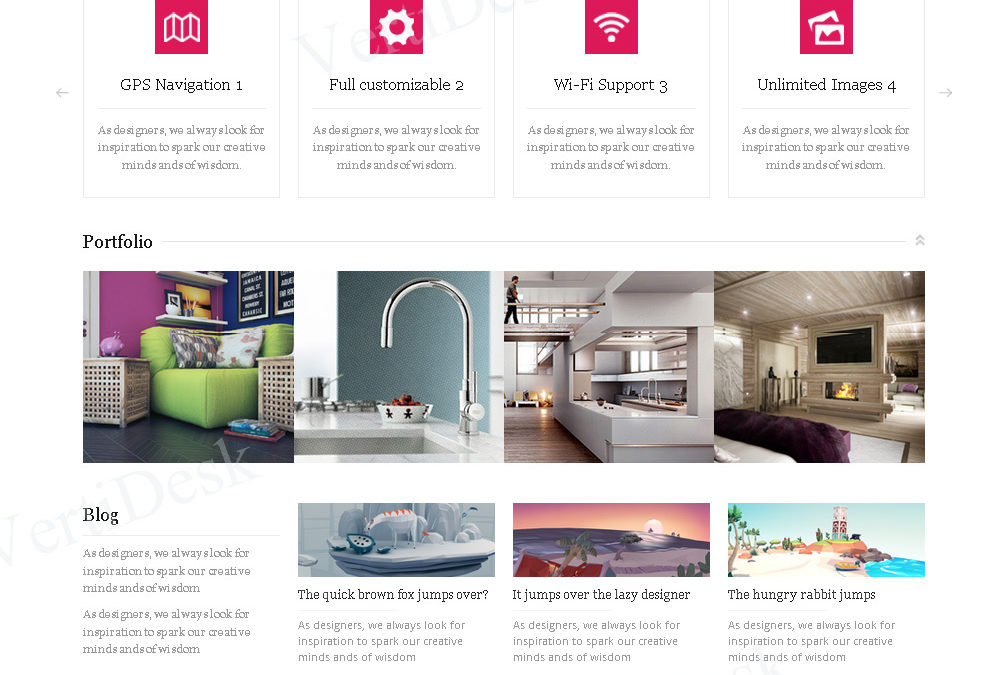 HTML 5 Responsive Web Design – Silicon