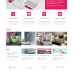 silicon html 5 responsive website template