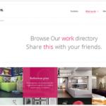 portfolio page html5 responsive