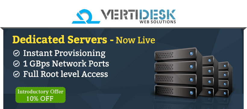 Dedicated Server NOW available