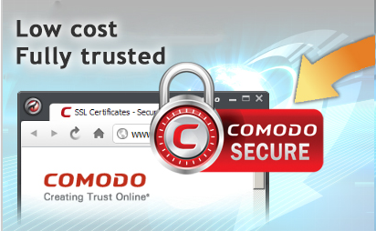 Introducing COMODO SSL Certificates