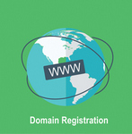 Domain Registration catalog icon