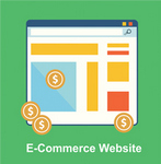 e-commerce shopping cart website