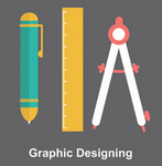 graphic designing catalog icon