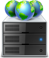 shared web hosting, vps, dedicated web server, cloud hosting