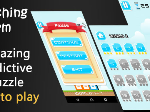 Matching Gem – Puzzle Game for Android Devices