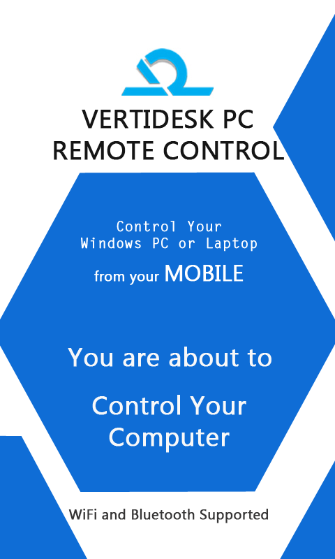 VertiDesk PC Remote Control