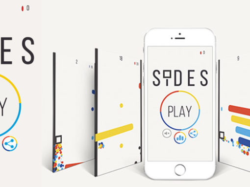 The Sides – Arcade Game App for Android