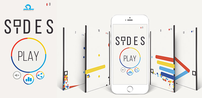 The Sides challenging game for your Android device.