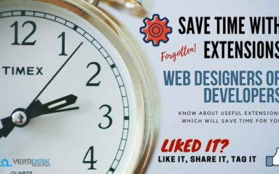 Most useful Browser Extensions for Web Designers or Developers