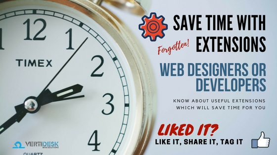 useful browser extensions saves time